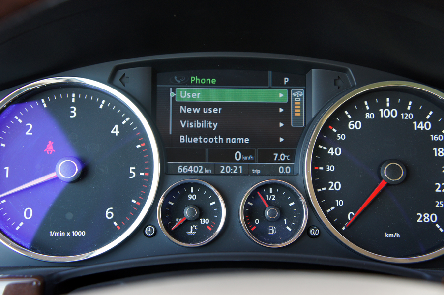 VW Bluetooth (Handsfree) / eftermontering volkswagen, vw, Fox, Lupo