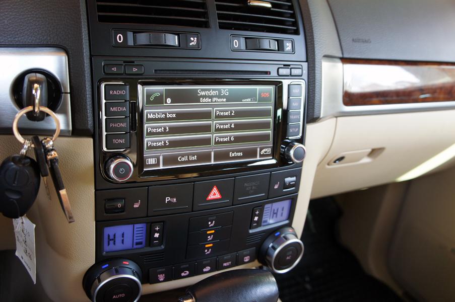 VW Bluetooth (Handsfree) / eftermontering volkswagen, vw
