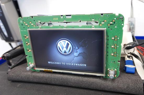 Volkswagen Radio, Navigation - Reparation & Felsökning
