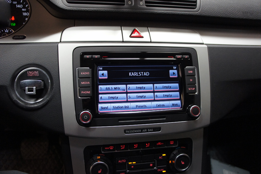 vw navigation navi radio eftermontering volkswagen vw fox lupo polo golf  golf