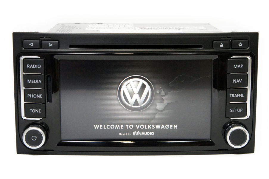 vw navigation navi radio eftermontering volkswagen. Black Bedroom Furniture Sets. Home Design Ideas