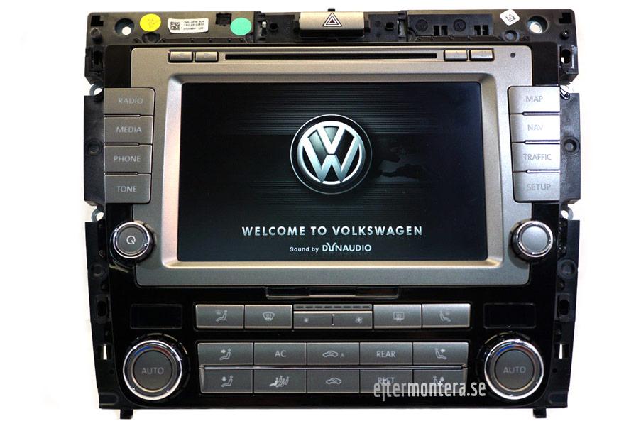 VW Navigation (Navi, Radio) / eftermontering volkswagen, vw, Fox