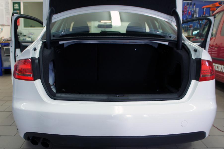 Audi Parkeringssensorer Parkeringshjälp Eftermontering Audi A1