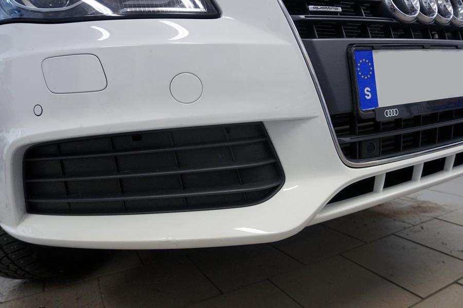 Audi A3 2008 >> Audi Parkeringssensorer (Parkeringshjälp) / eftermontering Audi, A1, A2, A3, A4, A5, A6, A7, A8 ...