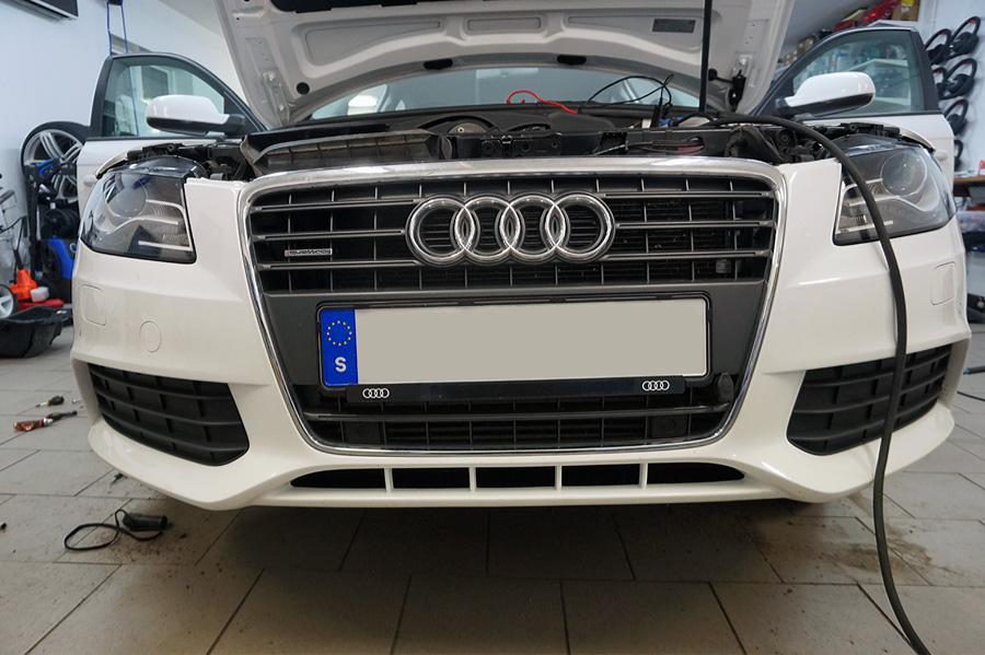 Audi Parkeringssensorer Parkeringshjlp Eftermontering