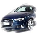 Audi A3 (gäller även S3/RS3-modeller) årsmodell från 2013 och uppåt