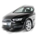 Audi A4 (gäller även S4/RS4-modeller) från årsmodell 2016 och uppåt