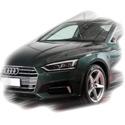 Audi A5 (gäller även S5/RS5-modeller) årsmodell från 2017 och uppåt