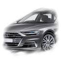Audi A8 (gäller även S8-modell) årsmodell från 2018 och uppåt