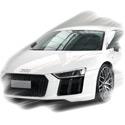Audi R8 (gäller även Cab-modell) årsmodell från 2015 och uppåt