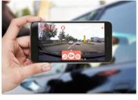 dashcam live visning i app (iphone, andriod)