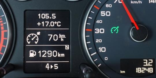 Original farthållare Audi