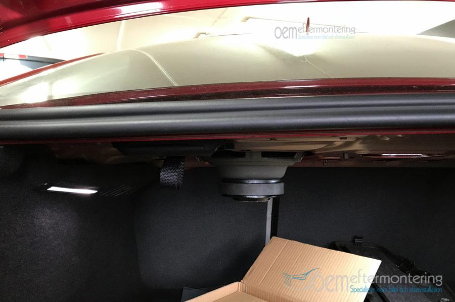 Audi A5, A6, A4 (S5, S4) baslåda