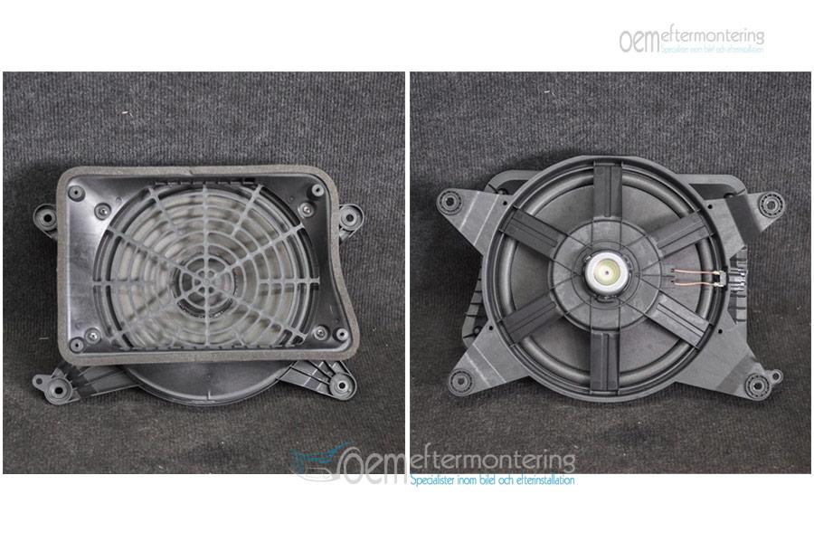 Audi A6, A7, A8 uppgradering av ljudsystem