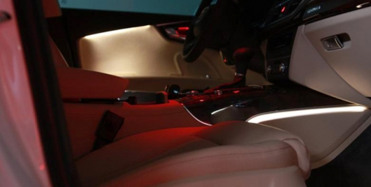 Audi original innerbelysning LED
