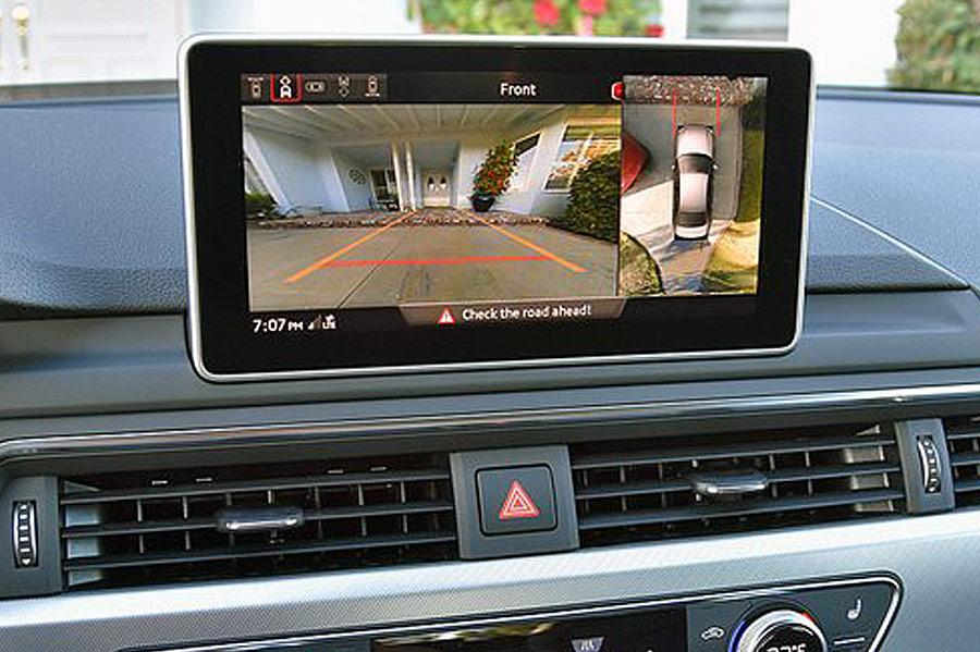 Audi A4 8W backkamera