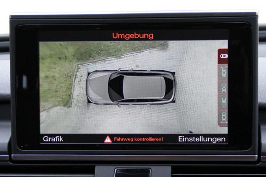 Audi A6 4G (A7, A8, Q5, Q7) backkamera