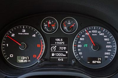 Audi A3, S3, RS3, Q3, A1 farthållare original