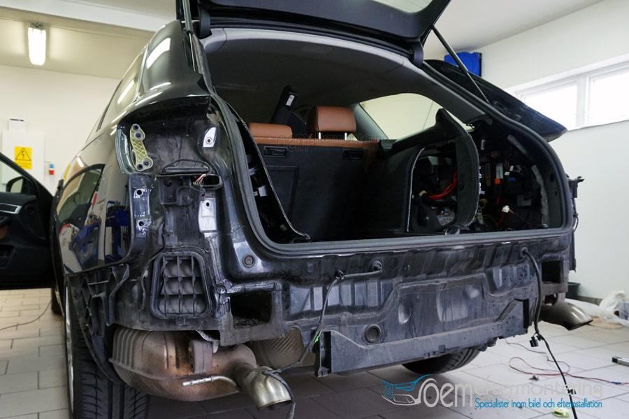 Audi Avant original dragkrok