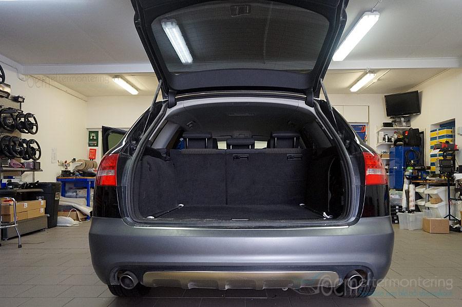 Audi allroad dragkrok original