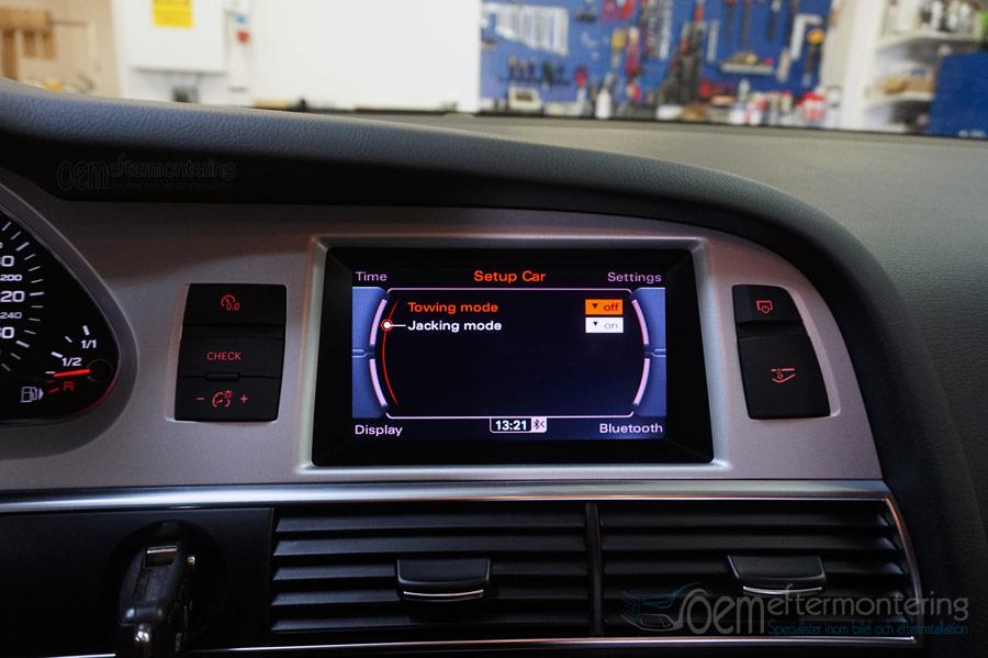 Audi adaptiv luftfjädring original