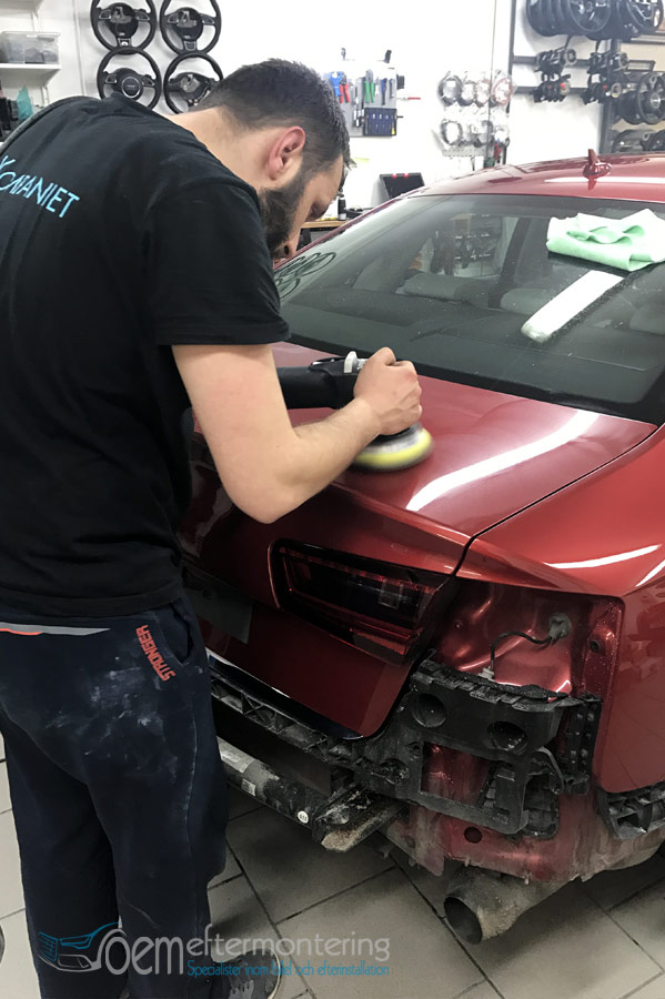 Helrecond Audi