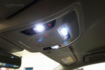 LED Matrix innerbelysning
