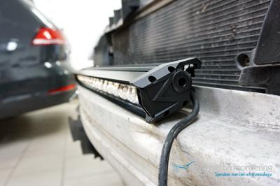 Ställa in LED-ljusramp (Audi, VW)
