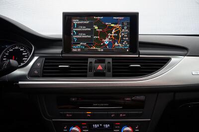 audi original navigation (efterinstallera, aktivera)