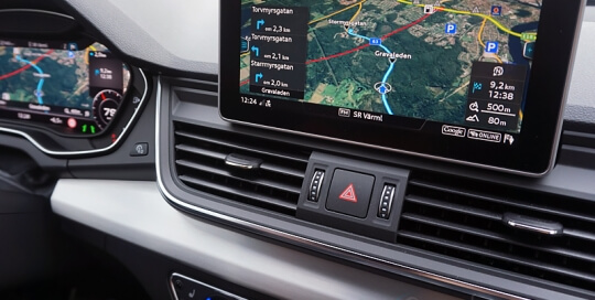 installera audi mmi navigation plus