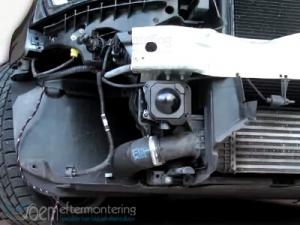 adaptiv farthållare, acc original i audi och volkswagen