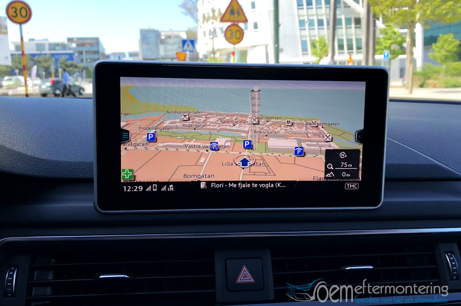 Audi A4 / A5 / Q5 (MMI Navigation Plus)