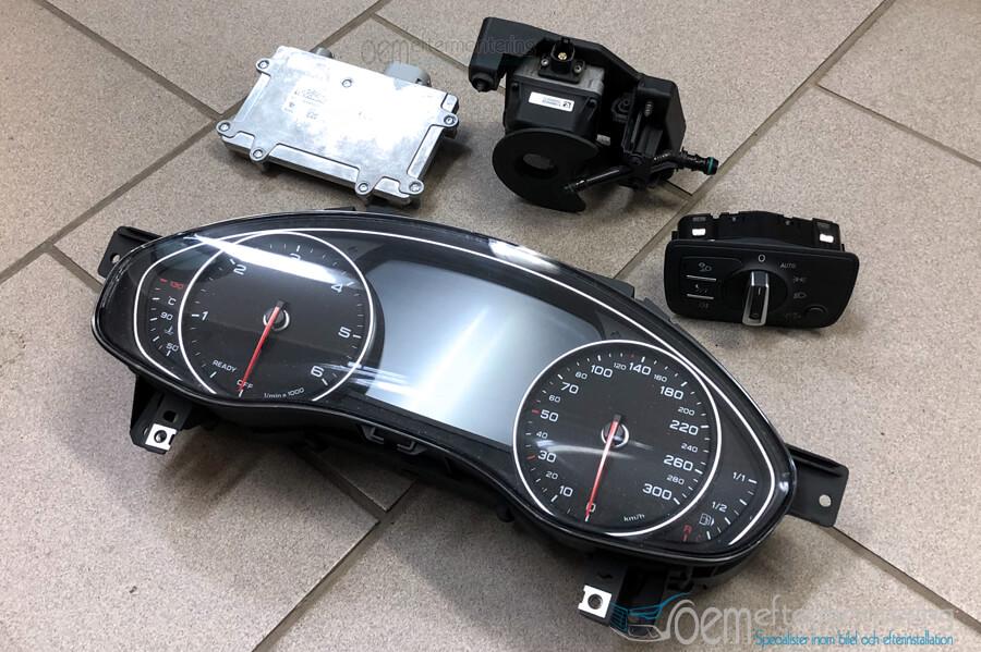 Delar för Audi A6 Night-vision paketet