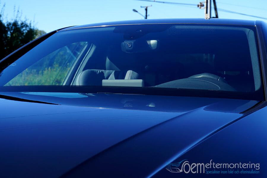 Audi dold trafik-kamera (dashcam)