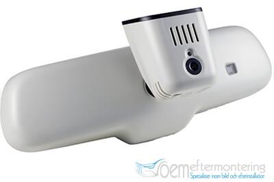 audi trafik-kamera (integrerad i spegel)