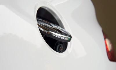 backkamera original Volkswagen emblem