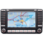 VW original navigation system - MFD2/RNS-2