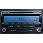 Original stereo RCD310 (radiokod)