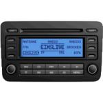 Original radioenhet RCD500, CD/FM radio