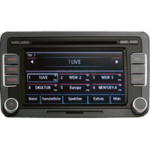 VW original stereo radio programmeringskod